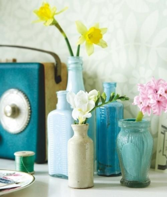 Beautiful Ideas For The Spirit Of Easter And Spring Into Your Home Decor (15)