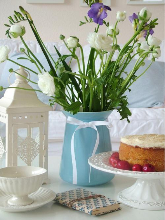 Beautiful Ideas For The Spirit Of Easter And Spring Into Your Home Decor (18)