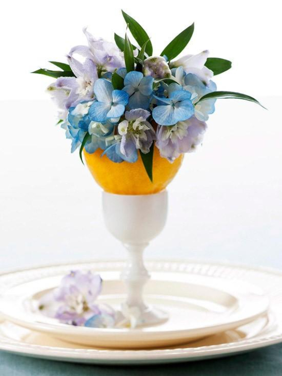 Beautiful Ideas For The Spirit Of Easter And Spring Into Your Home Decor (19)