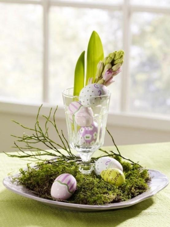 Beautiful Ideas For The Spirit Of Easter And Spring Into Your Home Decor (30)
