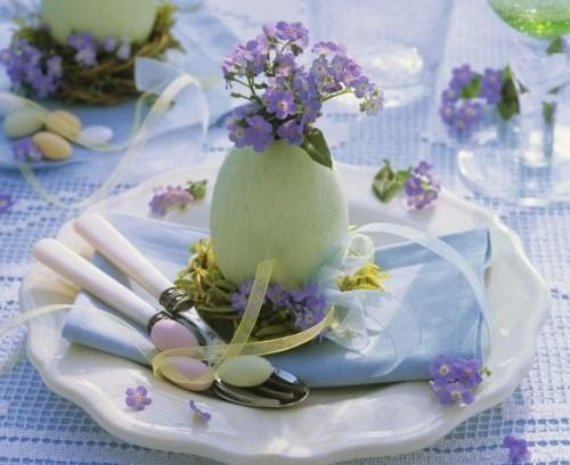 Beautiful Ideas For The Spirit Of Easter And Spring Into Your Home Decor (34)