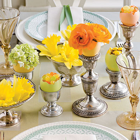 Beautiful Ideas For The Spirit Of Easter And Spring Into Your Home Decor (46)
