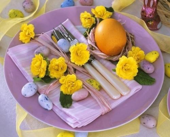 Beautiful Ideas For The Spirit Of Easter And Spring Into Your Home Decor (49)