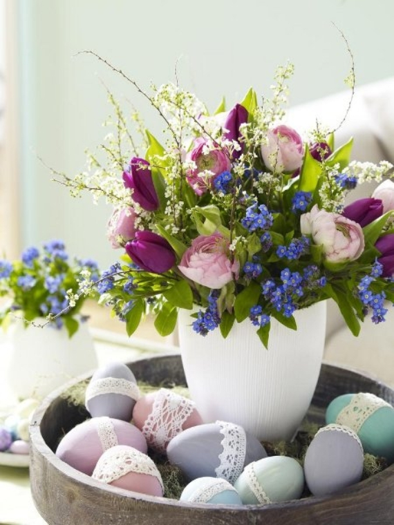 50 Beautiful Ideas For The Spirit Of Easter And Spring Into ...
