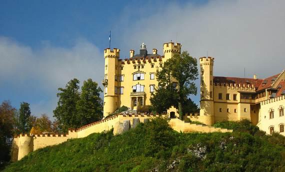 Castle-Hohenschwangau
