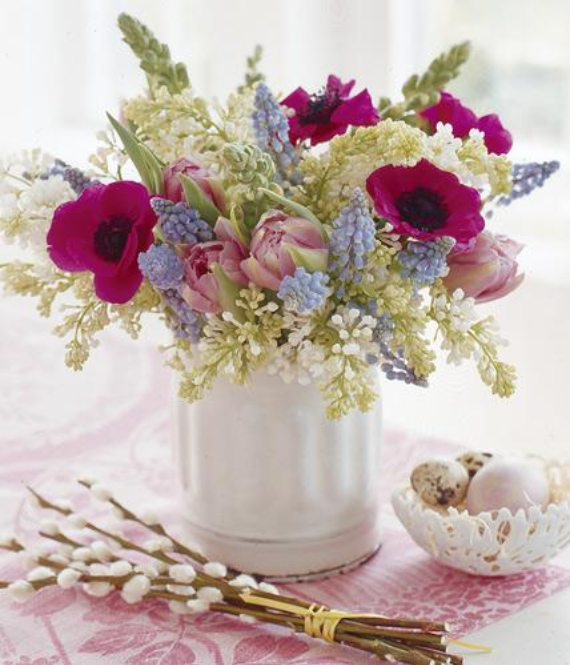 Easter decorations and crafts inspiration ideas (14)