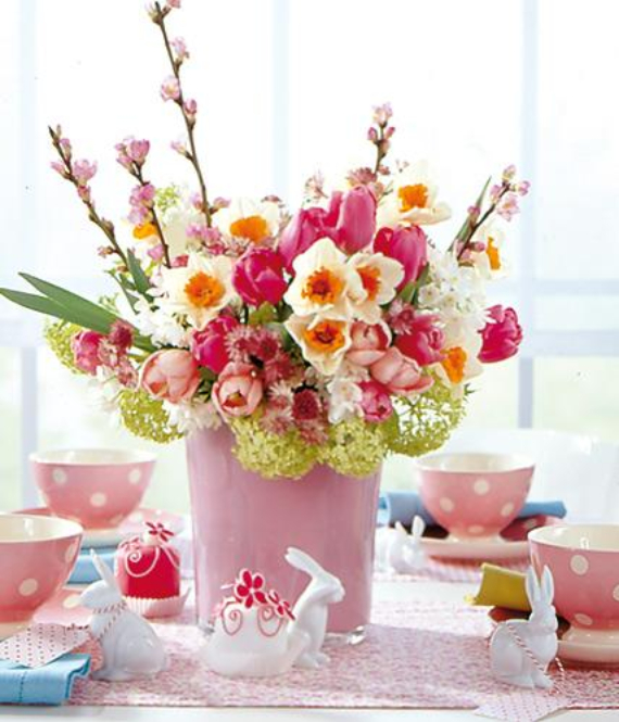 Easter decorations and crafts inspiration ideas (16)