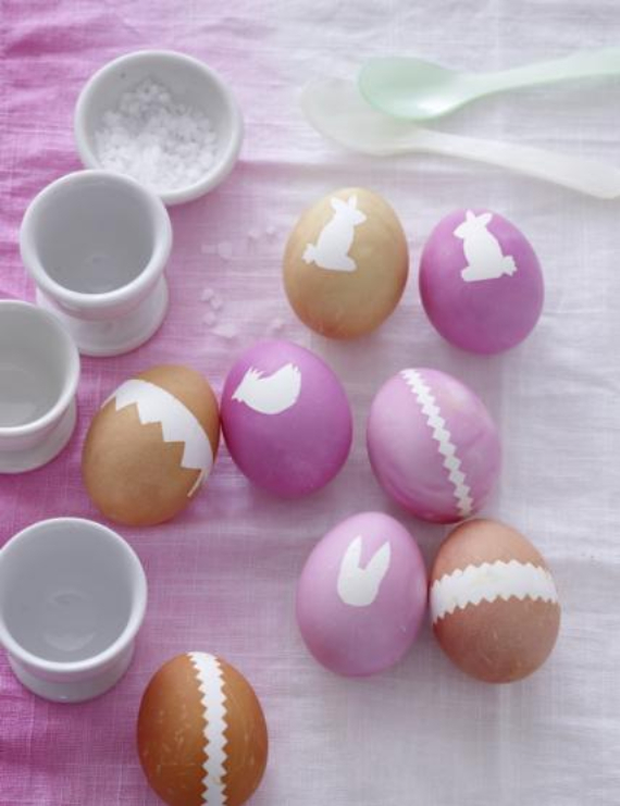 Easter decorations and crafts inspiration ideas  (18)