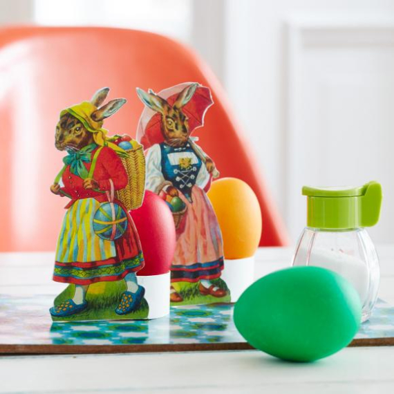 Easter decorations and crafts inspiration ideas (23)