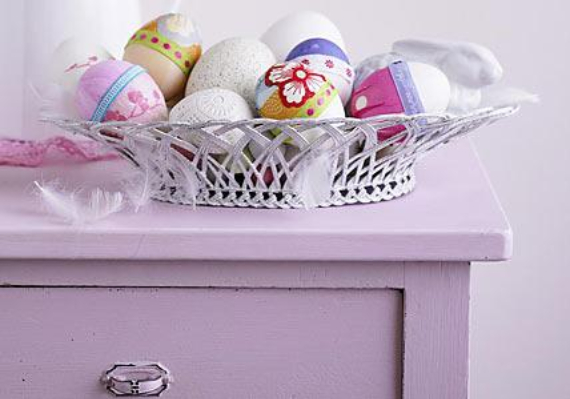 Easter decorations and crafts inspiration ideas  (3)