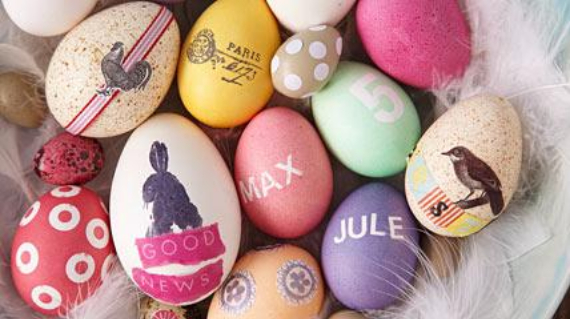 Easter decorations and crafts inspiration ideas (37)