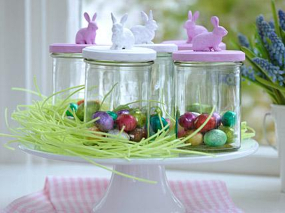 Easter decorations and crafts inspiration ideas  (6)