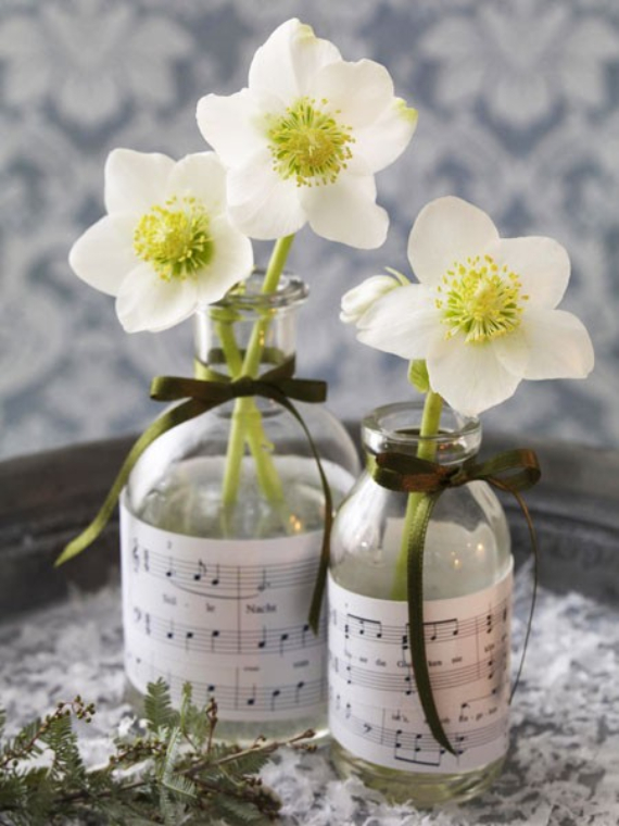 Floral Table Decoration For A Romantic Valentine's Day (14)