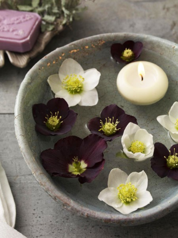 Floral Table Decoration For A Romantic Valentine's Day (15)