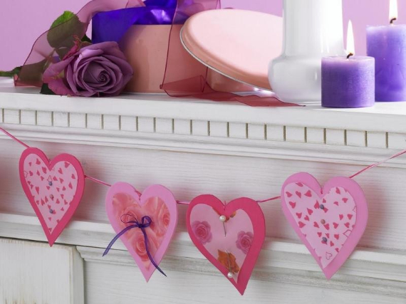 Floral Table Decoration For A Romantic Valentine's Day (2)