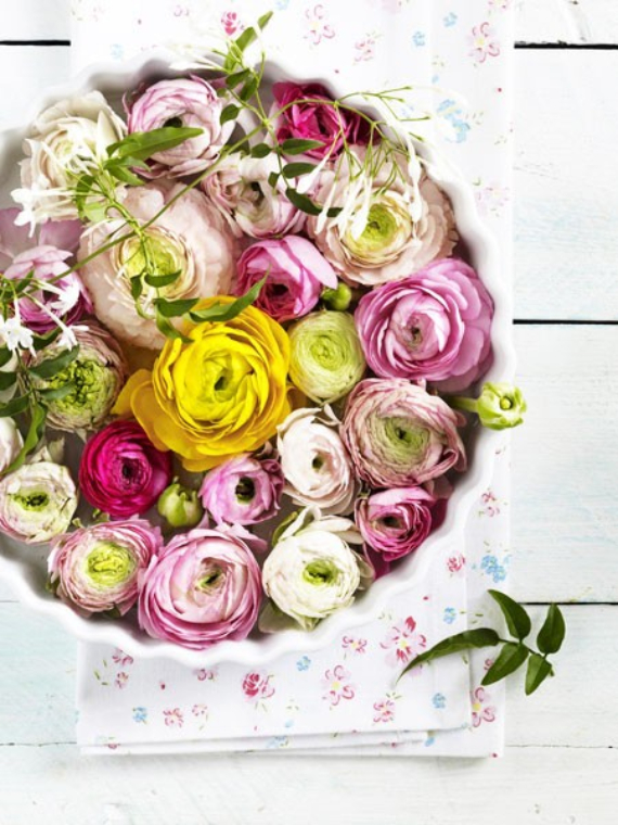 Floral Table Decoration For A Romantic Valentine's Day (21)