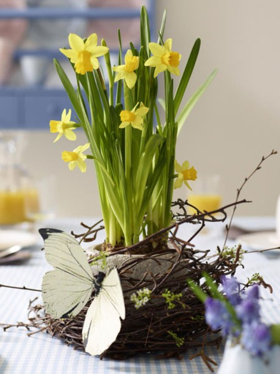 Floral Table Decoration For A Romantic Valentine's Day (22)