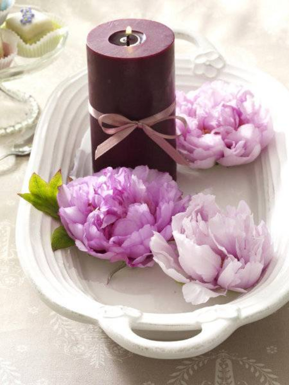 Floral Table Decoration For A Romantic Valentine's Day (28)