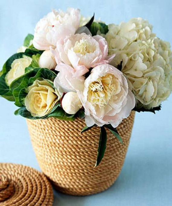 Floral Table Decoration For A Romantic Valentine's Day (33)