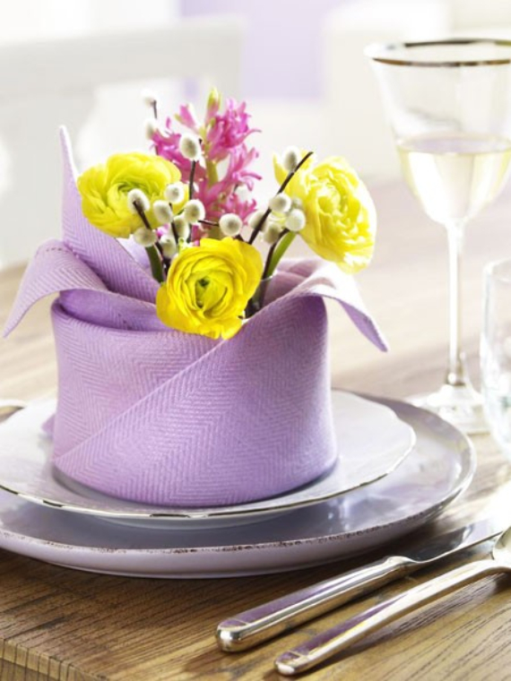 Floral Table Decoration For A Romantic Valentine's Day (35)