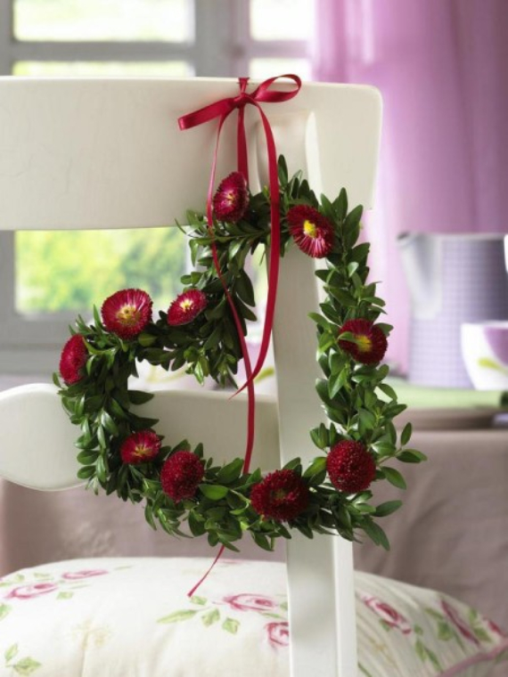 Floral Table Decoration For A Romantic Valentine's Day (9)