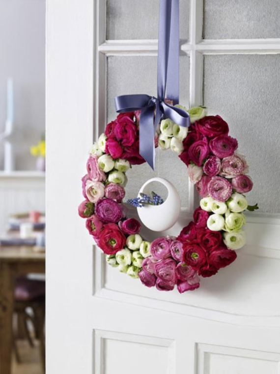 Fresh Early Bloomers Decorating Ideas for Valentine (28)