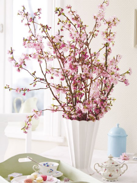 Fresh Early Bloomers Decorating Ideas for Valentine (6)