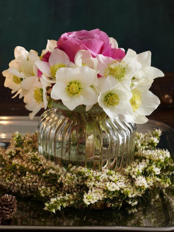 Fresh Early Bloomers Decorating Ideas for Valentine (8)