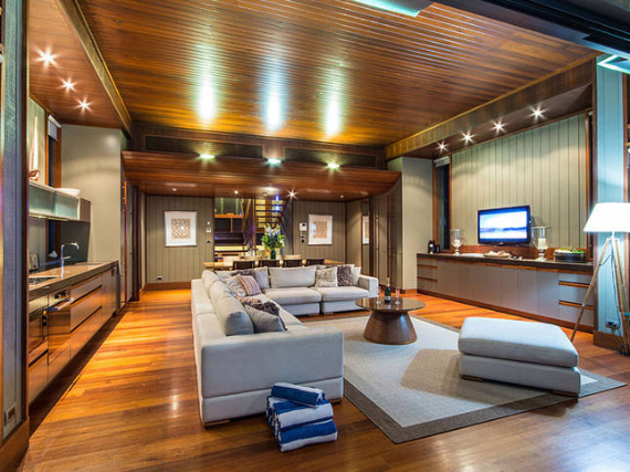 Luxury Yacht Club Villa 6 Blending in With Sea Waters Hamilton Island, Queensland, Australia (19)
