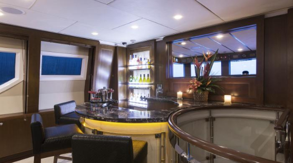 Masteka II, Luxury Private Charter Cruise Boat on Sydney Harbour, Australia (3)