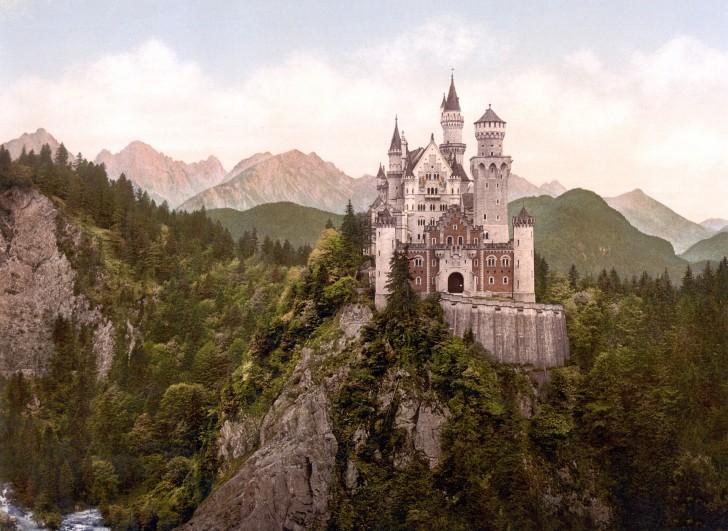 The Swan King's Castles Neuschwanstein– Germany (1)