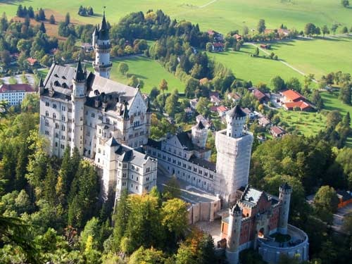 The Swan King's Castles Neuschwanstein– Germany (18)