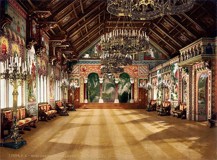 The Swan King's Castles Neuschwanstein– Germany (2)