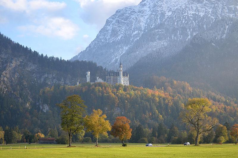 The Swan King's Castles Neuschwanstein– Germany (3)