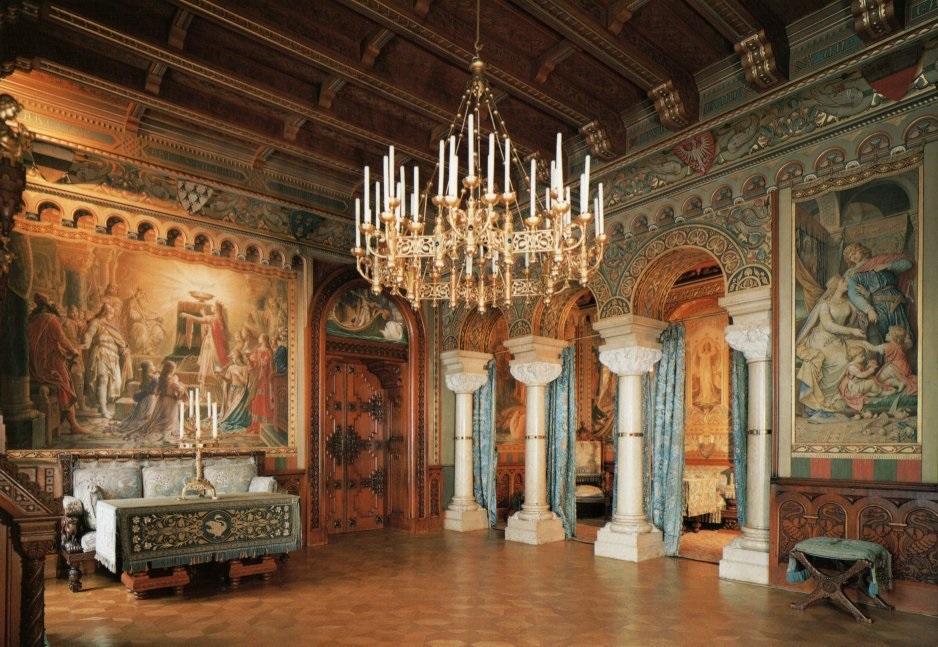 The Swan King's Castles Neuschwanstein– Germany (5)