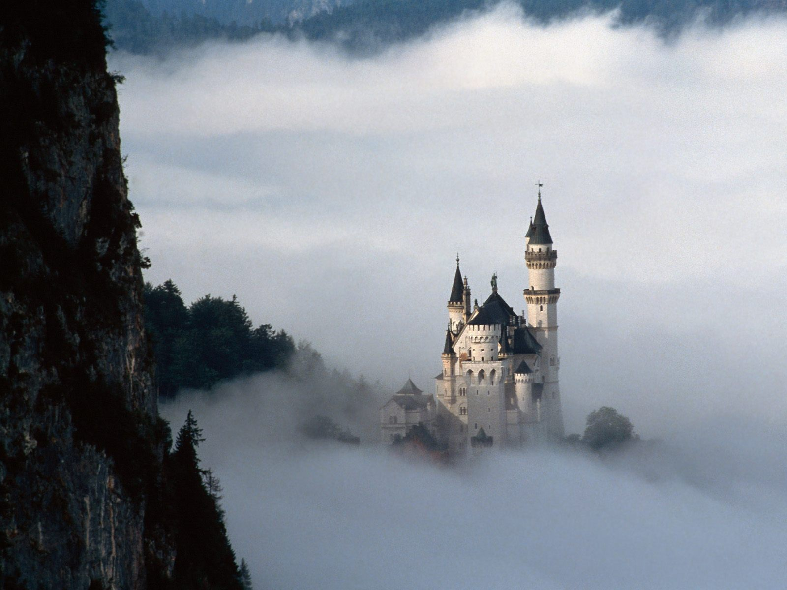 The Swan King's Castles Neuschwanstein– Germany (6)
