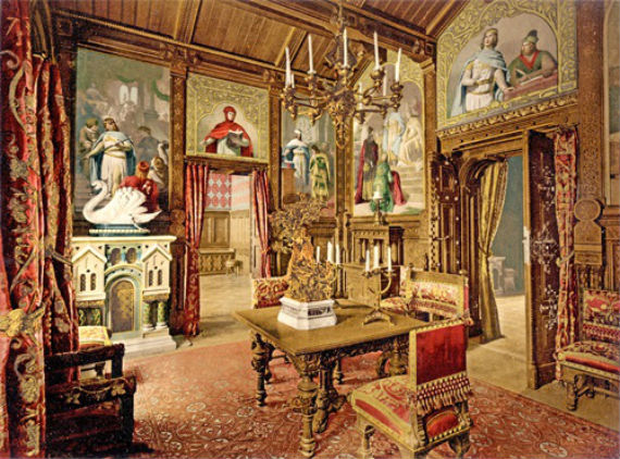The Swan King's Castles Neuschwanstein– Germany (7)
