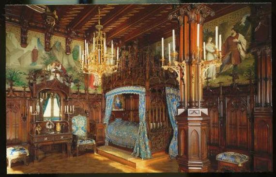 The Swan King's Castles Neuschwanstein– Germany (9)