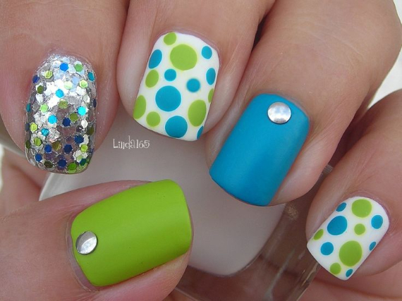 25 Adorable Easter Nails To Get You In The Holiday Pastel Mood (1)