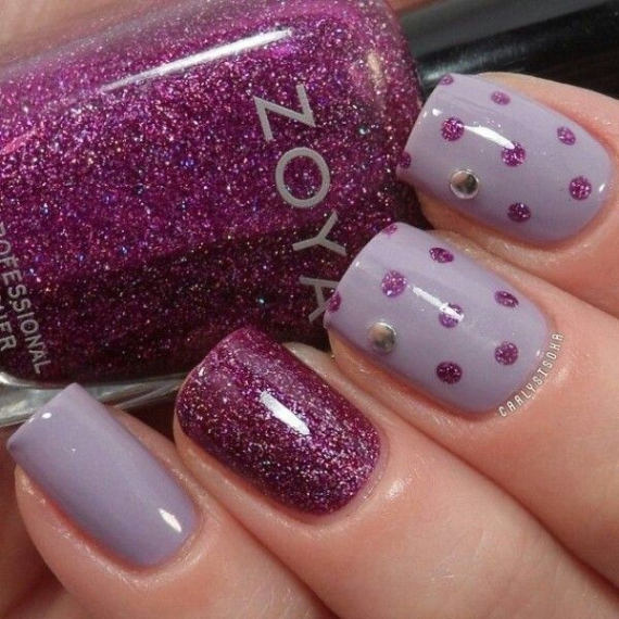 25 Adorable Easter Nails To Get You In The Holiday Pastel Mood (16)