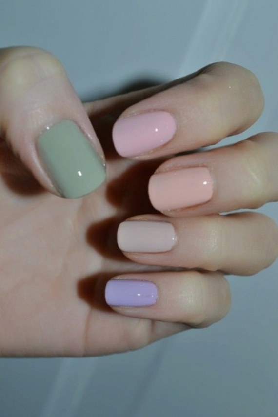 25 Adorable Easter Nails To Get You In The Holiday Pastel Mood (18)