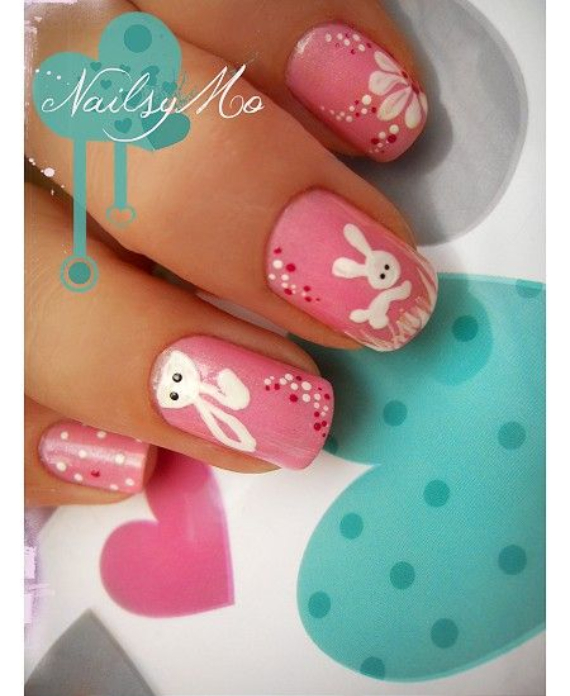 25 Adorable Easter Nails To Get You In The Holiday Pastel Mood (2)