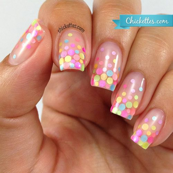 25 Adorable Easter Nails To Get You In The Holiday Pastel Mood (22)