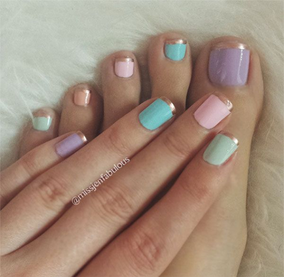 25 Adorable Easter Nails To Get You In The Holiday Pastel Mood (4)