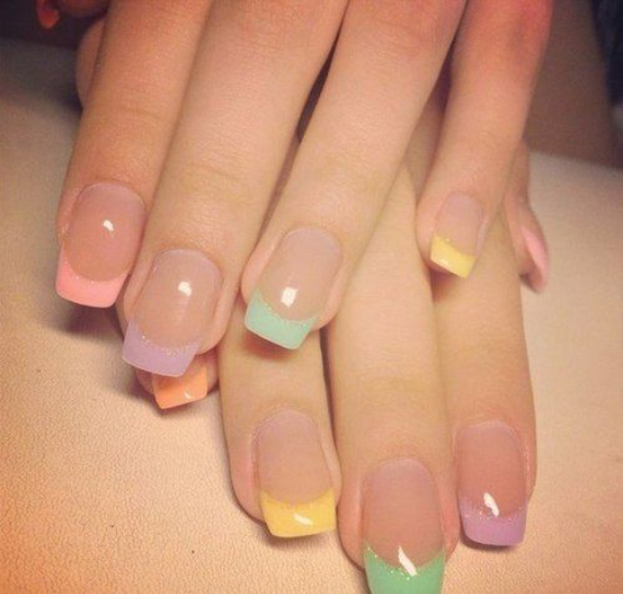 25 Adorable Easter Nails To Get You In The Holiday Pastel Mood (5)