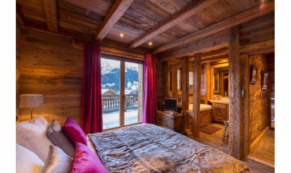 Chalet Druchka, Luxury Vacation Chalet Rental Meribel, France (15)
