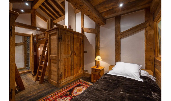 Chalet Druchka, Luxury Vacation Chalet Rental Meribel, France (16)