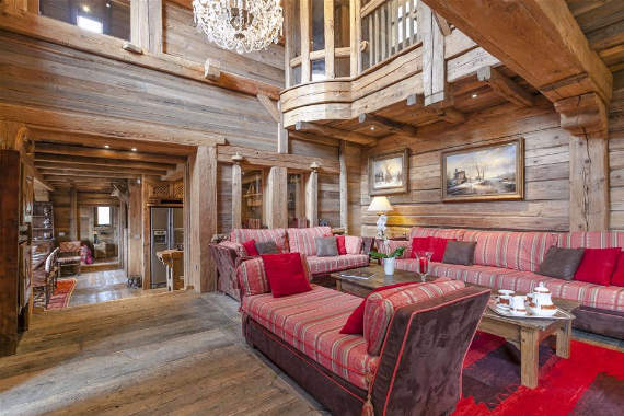 Chalet Druchka, Luxury Vacation Chalet Rental Meribel, France (31)