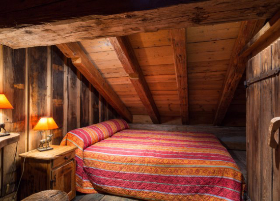 Chalet Druchka, Luxury Vacation Chalet Rental Meribel, France (8)