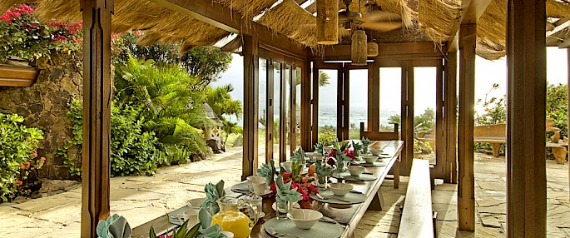 Living The Dream- Exotic Getaway Hiding Out In Style at Necker Island (12)